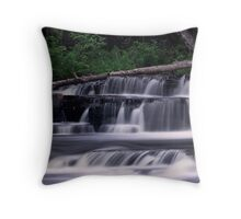 A northern river Throw Pillow