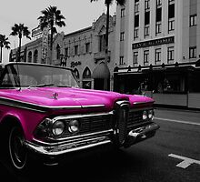 Hollywoodland by Mark Wilson