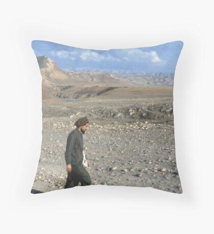 MARTYR Throw Pillow