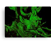 Root Troll Canvas Print