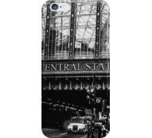 Central Station Newspaper iPhone Case/Skin