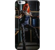 Ulorin Vex is once again on the Ropes  iPhone Case/Skin
