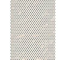 Spotty - Craft Design Photographic Print