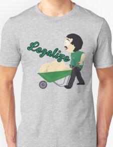 Legalize Marijuana, Randy Marsh South Park style Unisex T-Shirt