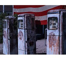 Missing vintage prices..... Photographic Print