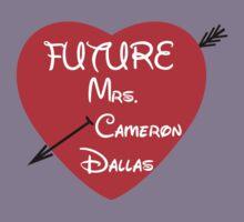 FUTURE MRS. CAMERON DALLAS Kids Clothes