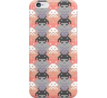 Tiled Invaders iPhone Case/Skin
