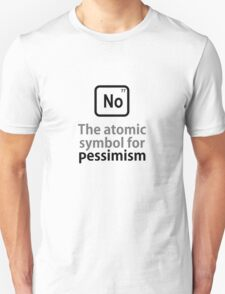 Atomic Symbol for Pessimism T-Shirt