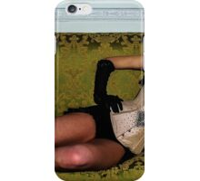 A Velda Lauder Designed Corset  iPhone Case/Skin