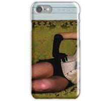 A Velda Lauder Designed Corset  iPhone Case/Skin