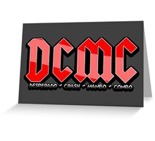 DCMC Greeting Card