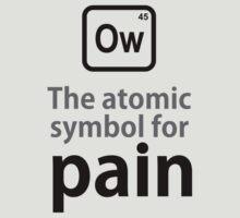 Atomic Symbol for Pain