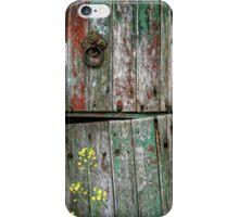 """A Rustic Welcome"" iPhone Case/Skin"
