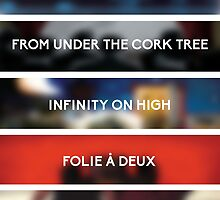 FOB discography by waylannd