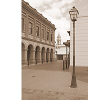 """Port Adelaide Streetscape"" Photographic Print"