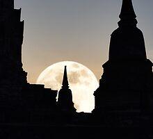 Moon Rise by Dave Lloyd