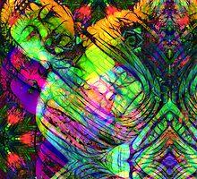 Inner Peace by Doris B. Lambling's COLORGETICS