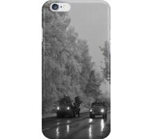Overtaking iPhone Case/Skin