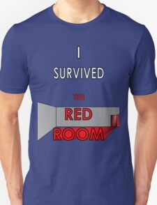 I Survived the Red Room (Graphic Version) T-Shirt