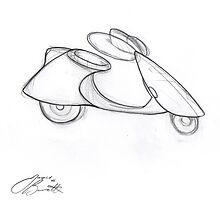 scooter by bigjninja
