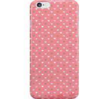 True Romance / Hearts - Craft Design  iPhone Case/Skin