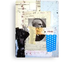 CLAVE 14 (code 14) Canvas Print