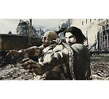 Middle Earth Shadow of Mordor Print Photographic Print