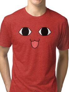 Chiyo's Dad (Chiyo-Chichi) Tri-blend T-Shirt