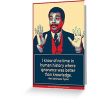 Notorious NDT Greeting Card