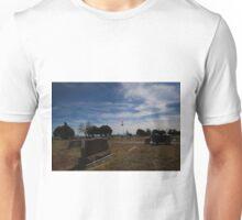 Post Cemetery- My Parents Grave Unisex T-Shirt