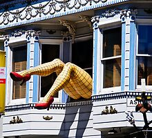 Legs by Alison Cornford-Matheson