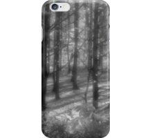Forest Monolens iPhone Case/Skin