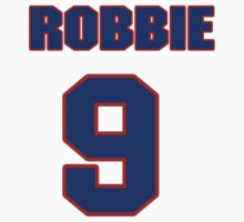 National football player Robbie Gould jersey 9 by imsport