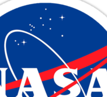 Nasa I need space Sticker