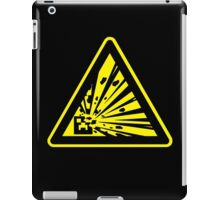 Creeper: Highly Explosive iPad Case/Skin