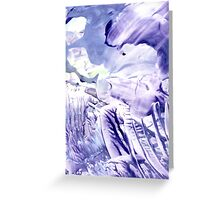 Camelot - Avalon Greeting Card
