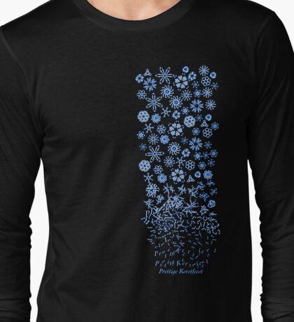 Prettige Kerstfeest / Snowflakes T-Shirt