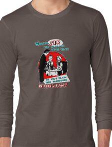 NIHILISM Long Sleeve T-Shirt