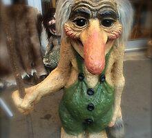 Norwegian Troll by julie08
