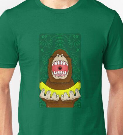 Ooooh Banana Unisex T-Shirt