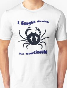 Crabs at Southwold Unisex T-Shirt