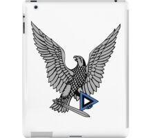 Emblem of the Estonian Air Force  iPad Case/Skin