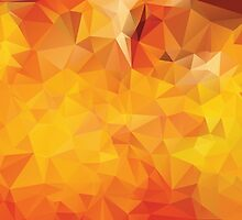 Vibrant Colorful Background 4 by AnnArtshock