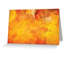 Vibrant Colorful Background 4 Greeting Card