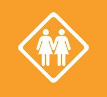 Lesbian Symbol Unisex T-Shirt
