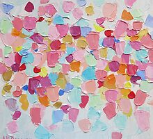 Amoebic Confetti No. 2 by Ann Marie Coolick