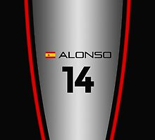 F1 2015 - #14 Alonso [launch version] by loxley108