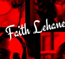 Faith Lehane Sticker