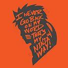 Will of Team 7 [Orange] by Reginald Lapid