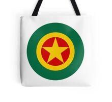 Roundel of the Ethiopian Air Force  Tote Bag